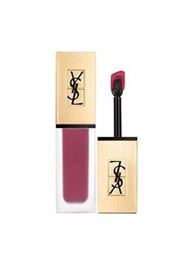 Yves Saint Laurent Yves Saint Laurent Tatouage Couture Lip Matte Stain 5 Rosewood Gang Pembe